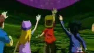 Abertura de Digimon Frontier - 4