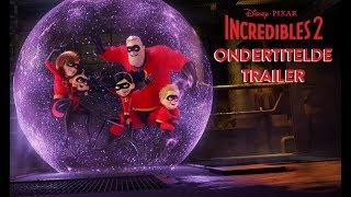 The Incredibles 2   Ondertitelde Trailer   Disney BE