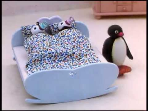 Pingu as a Babysitter Pingu Official Channel