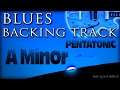 Download Video Download Twelve-Bar Blues Backing Track Pentatonic A Minor 3GP MP4 FLV