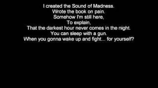 Shinedown - Sound of Madness With Lyrics