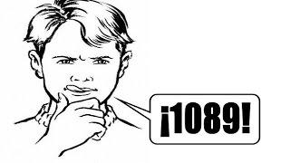 خدعة الرقم 1089 - تعلم هذه الخدعة وابهر اصدقائك بها !