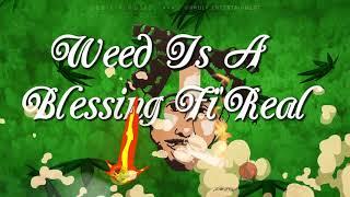 Popcaan-Weed Settingz (Lyric Video)