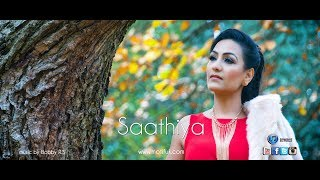 SAATHIYA Reprise I Aishwarrya I Bobby RS I Official Music Video Song