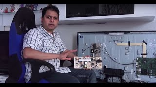 How to Repair an Sony LCD TV Power Supply Board (தமிழ்/Tamil)