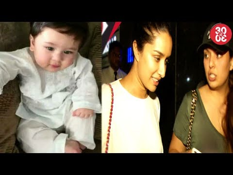 Xxx Mp4 Taimur Poses Like A Nawab In His New Viral Photo Shraddha Goes Dining With Friends 3gp Sex