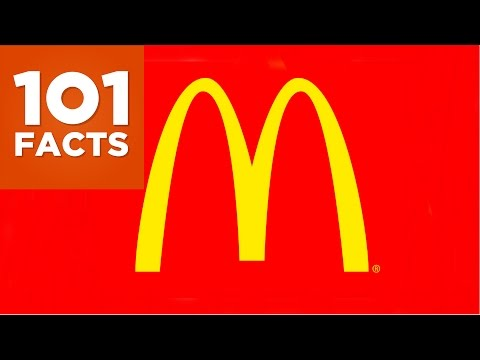 101 Facts About McDonald's