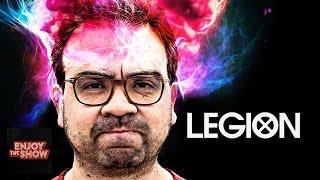 LEGION: X-Men Upgraded - Enjoy the Show #3