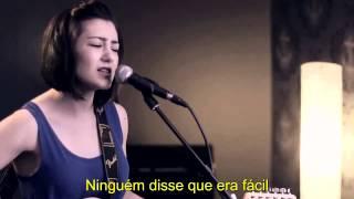 The Scientist   Coldplay Boyce Avenue feat  Hannah Trigwell Legendado