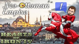 Neo-Ottoman Empire [1] Turkey Hearts of Iron IV HOI4