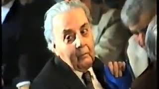 فیلم کمیابی از ویولون نوازی استاد همایون خرم در بیات اصفهان