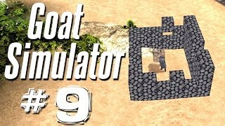MINECRAFT GOAT | Goat Simulator - Part 9