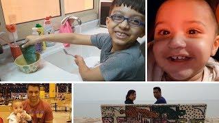 House Boy and Chota Gullu Butt   Naush Vlogs   Urdu Hindi