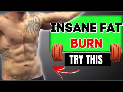 Ultimate Fat Loss Workout, Real-time Barbell Hell - Can you complete it?