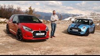 2016 DS3 Performance vs. Mini Cooper S [COMPARATIF VIDEO] : DS fait trembler la Mini