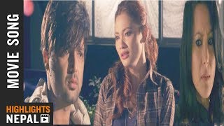 Pal Bharmai Khushi | Nepali Movie NOVEMBER RAIN Song Ft. Namrata Shrestha, Aaryan Sigdel