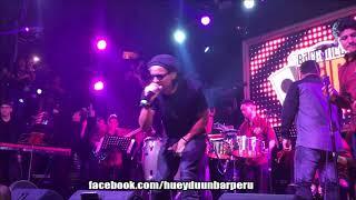 Huey Dunbar No Morira Lima, Peru 2017