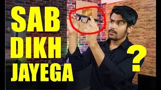 OMG ! CHASHME SE SAB DIKH JAYEGA | Very Powerful & Unique Glasses