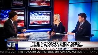 Fox News Guest Blames Passengers For Not Stopping The 9/11 Attacks From Happening