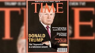 Donald Trump Has Fake Issue Of Time Magazine Featuring Himself Hanging In His Golf Resorts