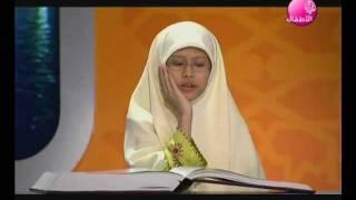 Non-Arabic Speakers Children recite the Holy Quran