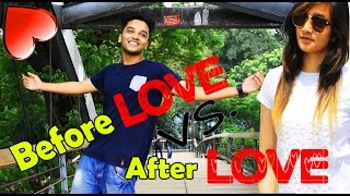 Bangladeshi Funny video | Before Love VS After Love | Prank King Entertainment