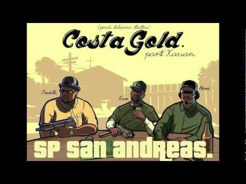 Costa Gold - SP San Andreas (part. Kauan MC)