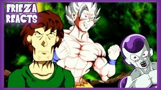 FRIEZA REACTS TO SHAGGY & GOHAN VS THE GRAND PRIEST DRAGON BALL SUPER FAN ANIMATION!