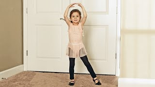 Chelsea Is Going To Learn Ballet