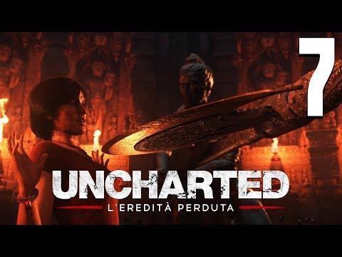 UNCHARTED: L'EREDITA' PERDUTA - FINE DELLA CORSA - Let's Play/Walkthrough ITA #7 (PS4 Pro)