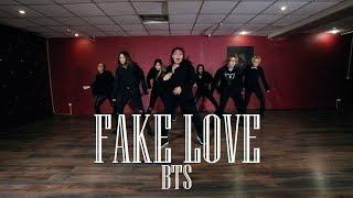 BTS (방탄소년단) FAKE LOVE [ FULL dance cover ] 댄스커버 PartyHard