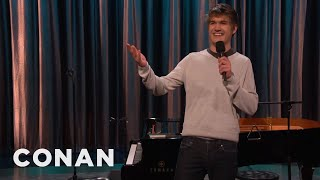 Bo Burnham Stand-Up 11/30/10  - CONAN on TBS