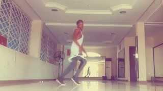 Dance cover to TOOFAN - YOYOYO (Afrobeat best footwork)