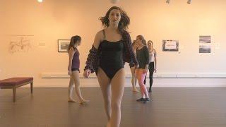 Paranormal Weirdness at Teen Dance Studio - My Dance Vlog is Haunted #51
