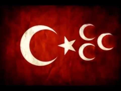 Osman Öztunç Türklerin Akını Türklük Kanımızın Hükmüdür