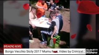 2017 Borgo Vecchio Sicily, Mumu Party Palermo