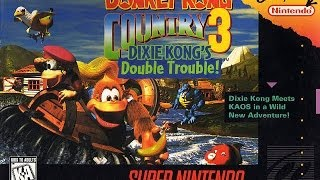 Donkey Kong Country 3: Dixie Kong's Double Trouble Video Walkthrough