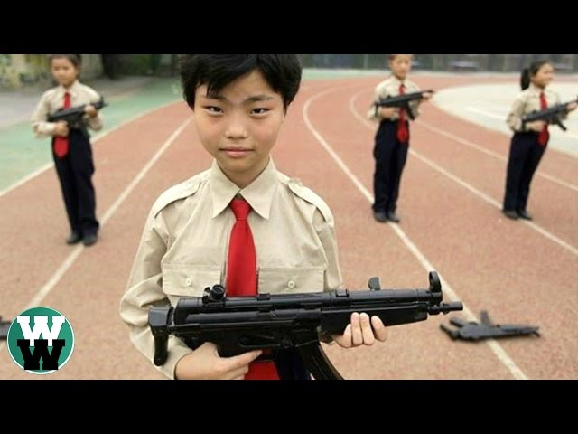 10 Craziest Things You Didn't Know About North Korea