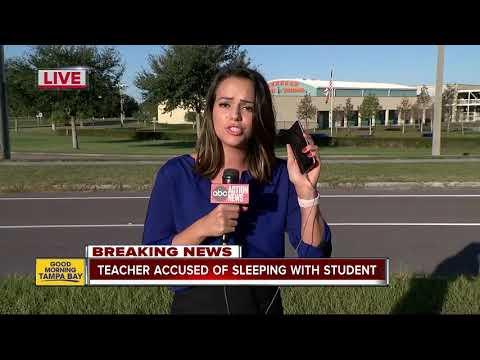 Deputies: Hillsborough Co. teacher had sex with high school student