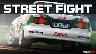 Assetto Corsa - Street Fight (Celica ST185)