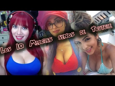 Xxx Mp4 Top 10 Youtubers Con Mejores Senos Top 10 Youtubers With Big Boobs Niti2Show 3gp Sex