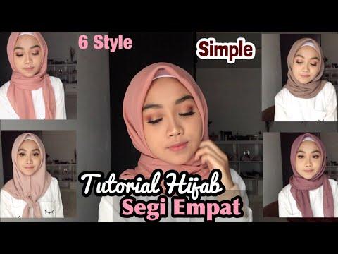 Xxx Mp4 Hijab Segi Empat Simple Sehari Hari 6 Style 3gp Sex