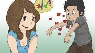 كيف تعرفى ما إذا كان الشاب يحبك فعلاً أم لا .. ؟!