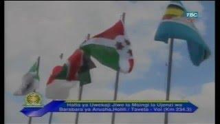 Magufuli ahutubia  uzinduzi wa ujenzi barabara ya njia nne Arusha