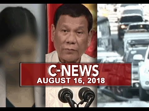Xxx Mp4 UNTV C News August 16 2018 3gp Sex