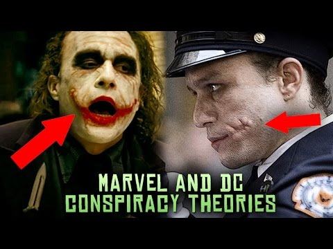 watch 10 INSANE Marvel & DC Conspiracy Theories That Could Be TRUE!