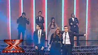 الأغنية الجماعية - حلقة النتائج - العروض المباشرة الأسبوع الأخير - The X Factor 2013