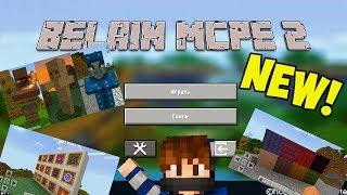 Новый Minecraft PE 2?!?!|Новые мобы,новые блоки|Обзор