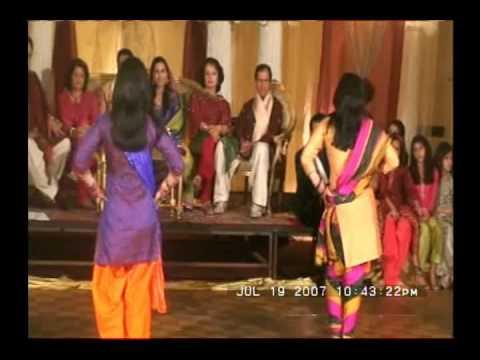 Mehndi Girls Dance Maine Payal Hai Chankai