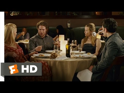 Knocked Up (6/10) Movie CLIP - Double Date (2007) HD